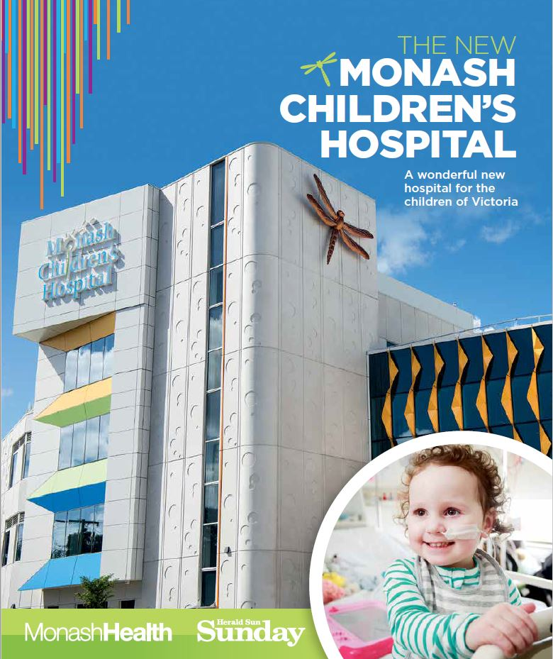 Publications - Monash Children's Hospital