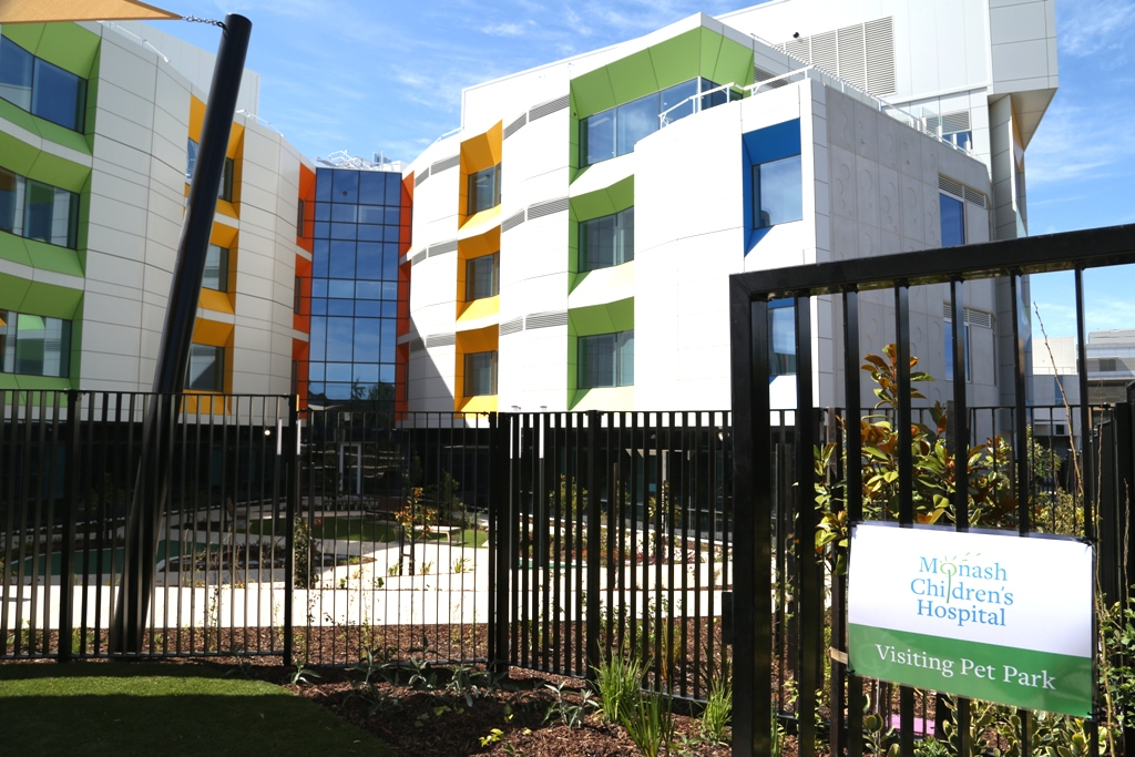Gallery - Monash Children's Hospital