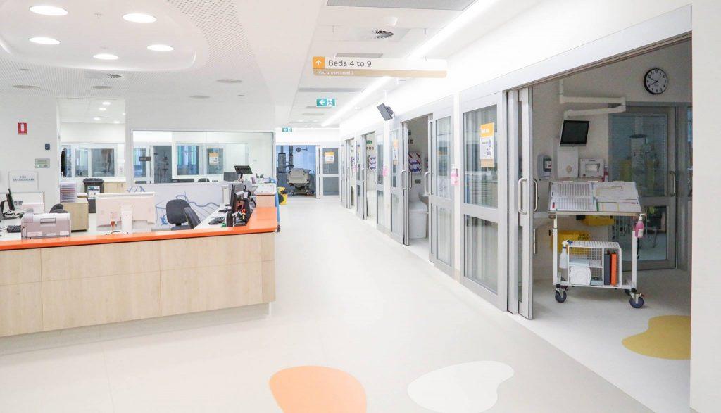 Paediatric Intensive Care Unit Monash Children S Hospital